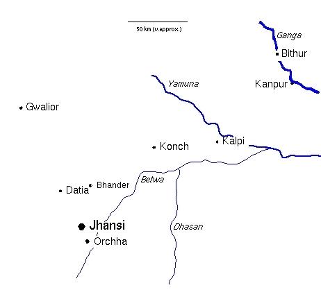 maharani lakshmi bai in hindi