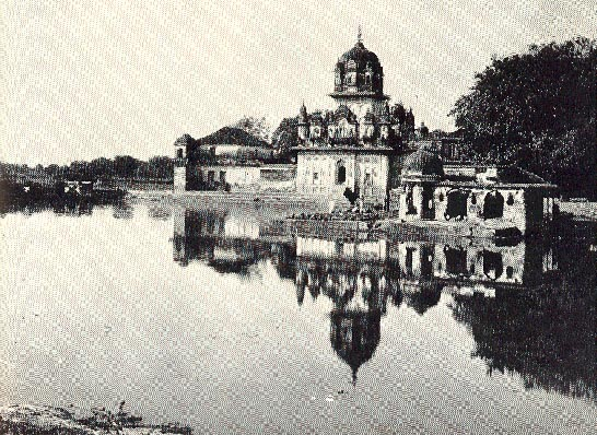 birthplace of rani laxmi bai